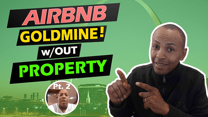HOW TO MAKE MONEY ON AIRBNB WITHOUT OWNING PROPERTY (COVID19 GOLDMINE)