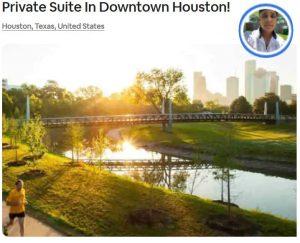Airbnb Texas, Houston