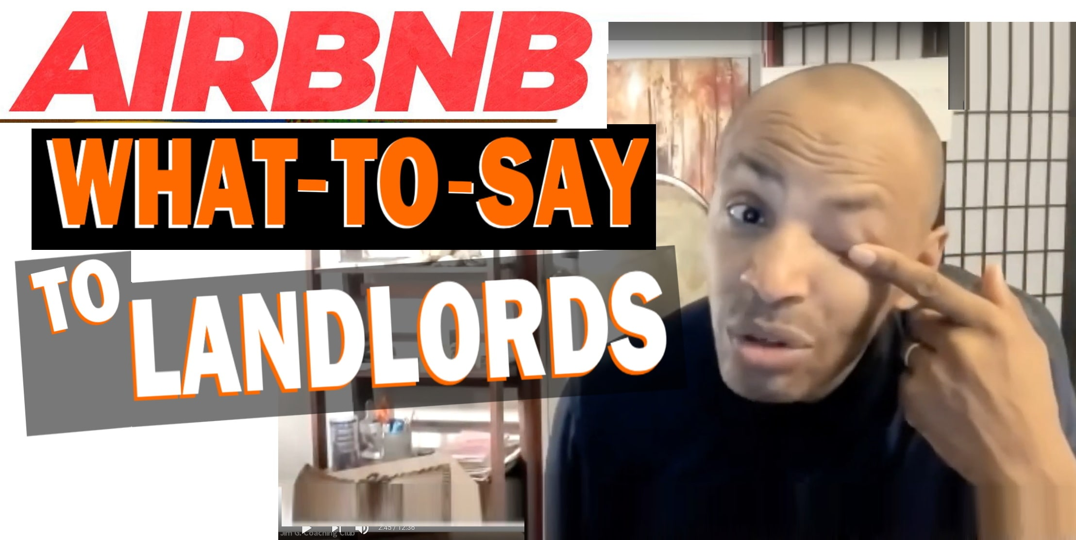 MAKE MONEY ON AIRBNB w/OUT CORPORATE LEASING FOR AIRBNB (IT WORKS!)